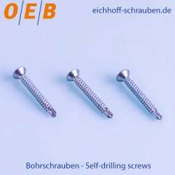 Self-drilling screws according to DIN 7504 - OEB-Fasteners - Otto Eichhoff GmbH & Co. KG