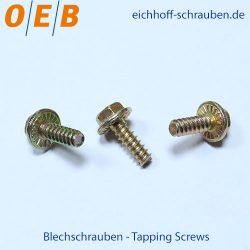 Self-tapping screws - OEB Fasteners - Otto Eichhoff GmbH & Co. KG