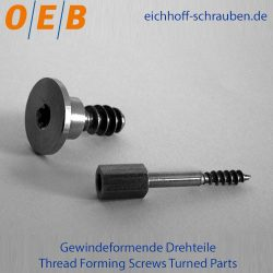 Thread Forming Screws, manufactured from Turned Parts, for Direct Screwing - OEB-Fasteners - Otto Eichhoff GmbH & Co. KG