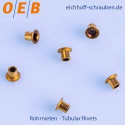 Tubular Rivets - OEB-Fasteners - Otto Eichhoff GmbH & Co. KG