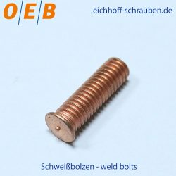Weld Bolts - OEB-Fasteners - Otto Eichhoff GmbH & Co. KGq