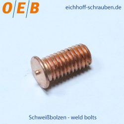 Weld Bolts - OEB-Fasteners - Otto Eichhoff GmbH & Co. KG