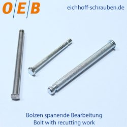 Bolts with recutting work - OEB-Fasteners - Otto Eichhoff GmbH & Co. KG