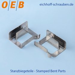 Stamped bent parts - OEB-Fasteners - Otto Eichhoff GmbH & Co. KG