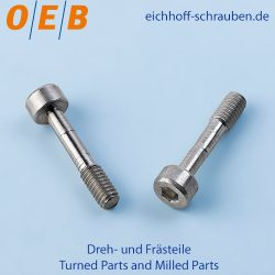 Turned Parts and Milled Parts - OEB-Fasteners - Otto Eichhoff GmbH & Co. KG